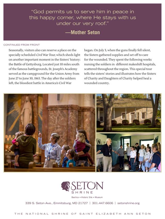 Seton Shrine